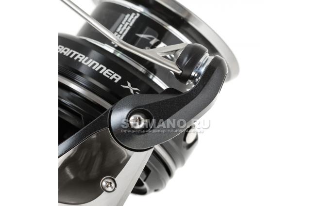 Катушка с байтраннером Shimano Baitrunner X Aero 8000 RA фото №3