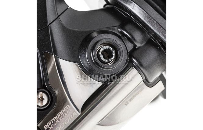 Катушка с байтраннером Shimano Baitrunner X Aero 8000 RA фото №4