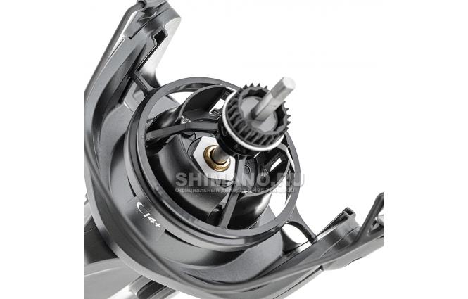 Катушка с байтраннером Shimano Baitrunner Ci4 LC 14000 XTB фото №7