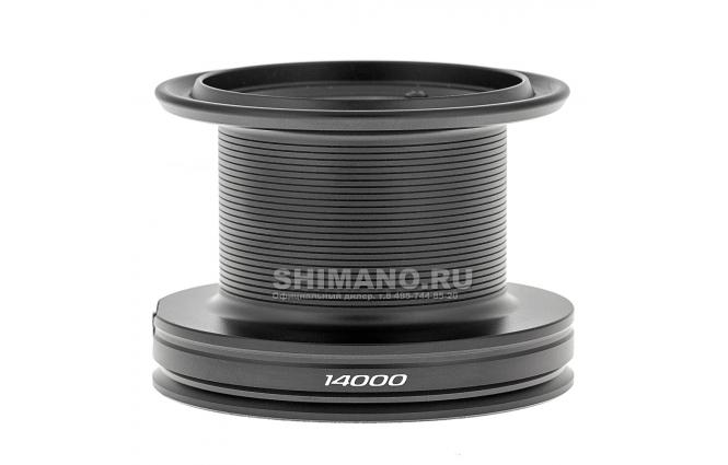 Катушка с байтраннером Shimano Baitrunner Ci4 LC 14000 XTB фото №9