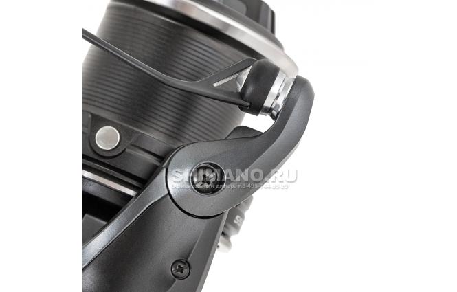 Катушка с байтраннером Shimano Medium Baitrunner Ci4 LC 5500 XTB фото №3