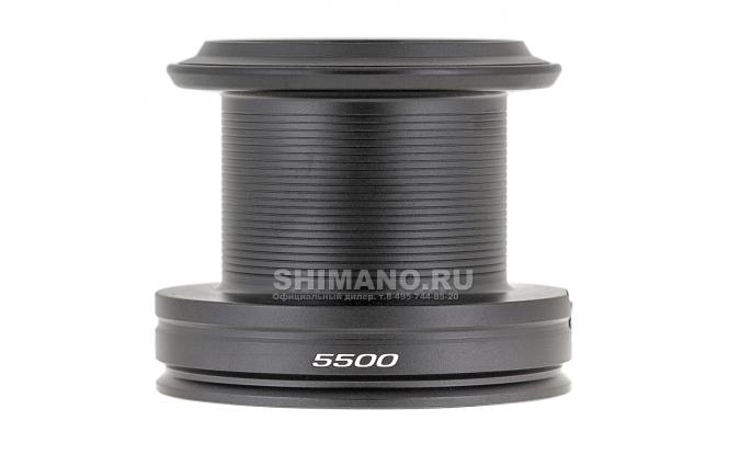 Катушка с байтраннером Shimano Medium Baitrunner Ci4 LC 5500 XTB фото №9