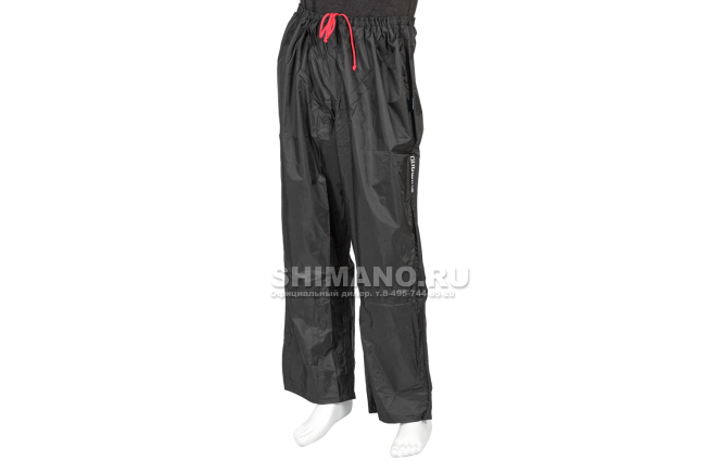 Брюки SHIMANO DS BASIC BIB 3XL фото №1