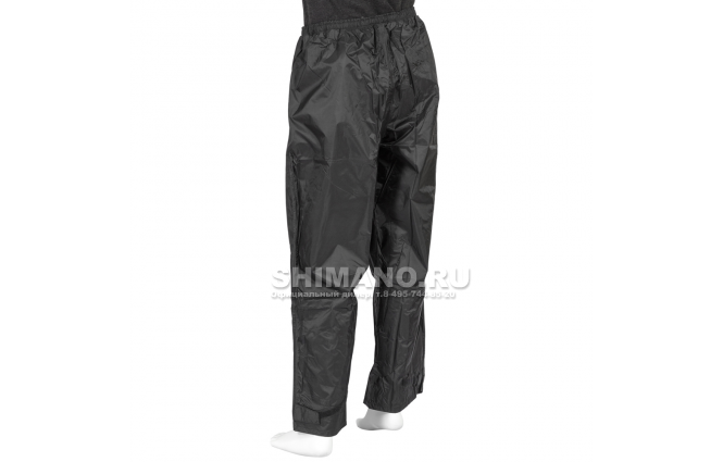Брюки SHIMANO DS BASIC BIB 3XL фото №2