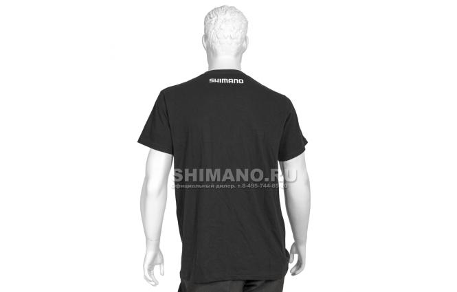 Футболка SHIMANO IN-091 F L фото №2