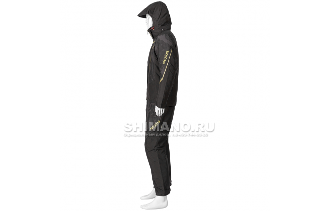 Костюм Shimano Nexus Gore-tex Rb-119t rock black L фото №3