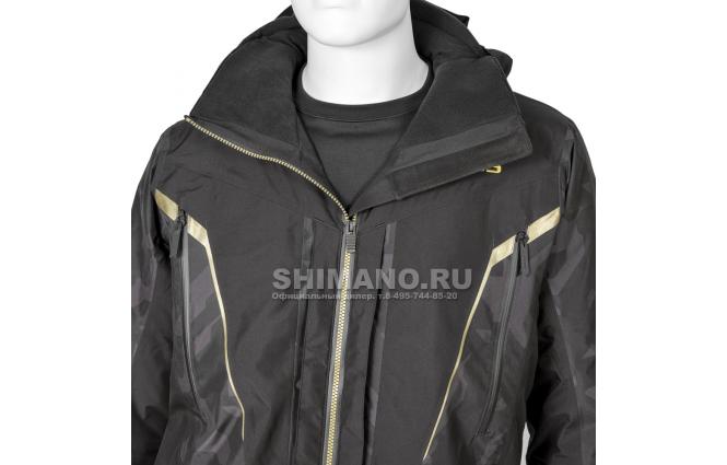 Костюм Shimano Nexus Gore-tex Rb-119t rock black L фото №4