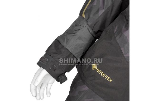 Костюм Shimano Nexus Gore-tex Rb-119t rock black L фото №6