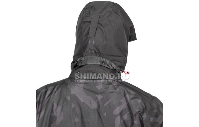 Костюм Shimano Nexus Gore-tex Rb-119t rock black L фото №7
