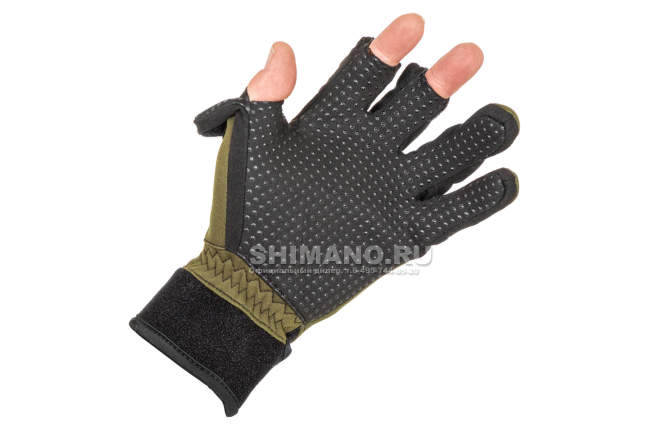 Перчатки RAPALA BEUFORT ANATOMIC CUT XL фото №4
