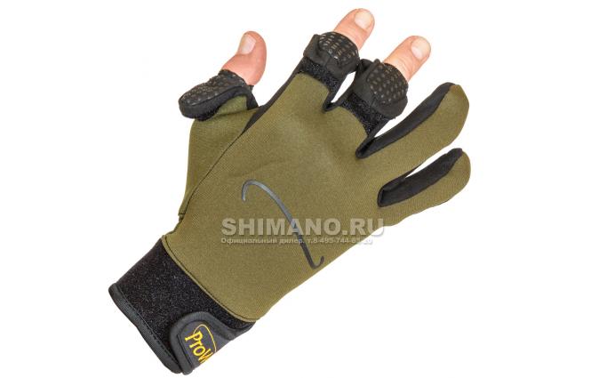 Перчатки RAPALA BEUFORT ANATOMIC CUT XL фото №2