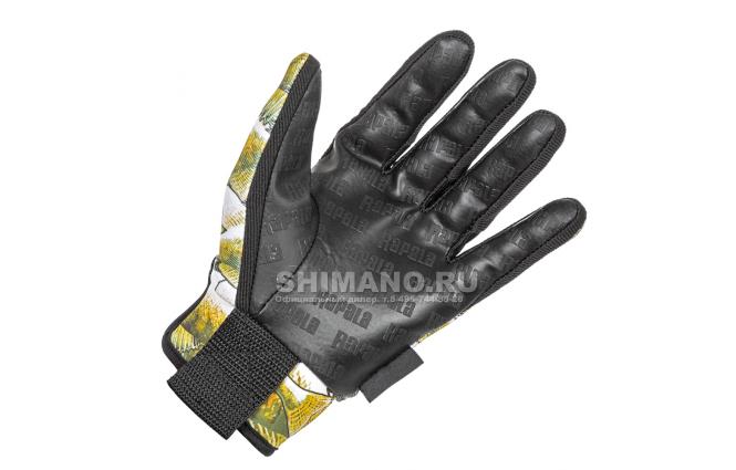 Перчатки Rapala Stretch Grip M фото №2