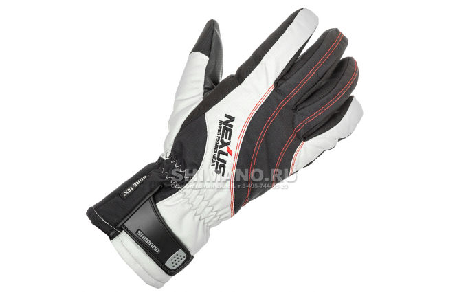 Перчатки Shimano Gl 151 F GORE-TEX L фото №1
