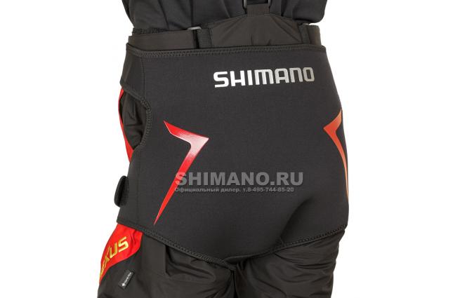 Подкладки Shimano Gu-011s (Размер JP 2XL) Красный фото №1