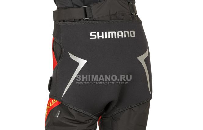 Подкладки Shimano Gu-011s (Размер JP L) Серебро фото №1