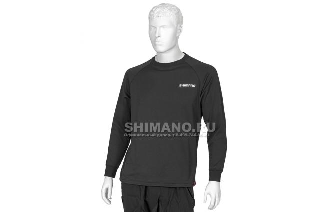 Термобелье Shimano Breath Hyper IN-027F футболка M фото №1