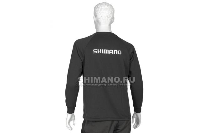 Термобелье Shimano Breath Hyper IN-027F футболка M фото №2