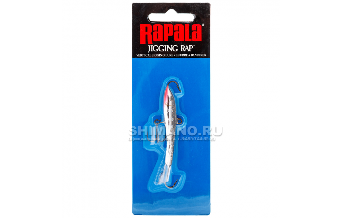 Балансир RAPALA JIGGING RAP W05-MS фото №2