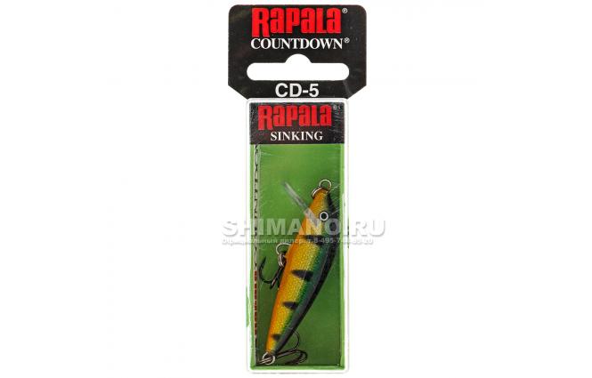 Воблер RAPALA COUNTDOWN CD09-P фото №2