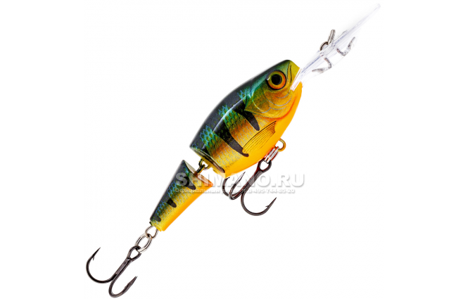 Воблер RAPALA JOINTED SHAD RAP JSR07-P фото №1