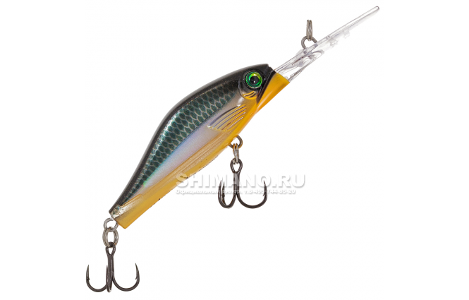 Воблер Rapala Shadow Rap Jack Deep SDRJD05-HLW фото №1