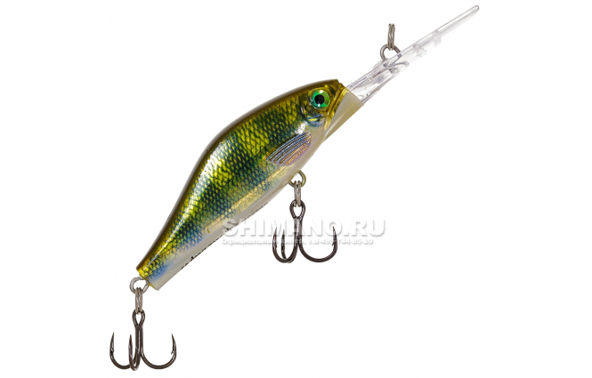 Воблер Rapala Shadow Rap Jack Deep SDRJD05-PEL фото №1