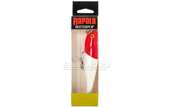 Воблер RAPALA SKITTER POP SALTWATER SSP12-RH фото №2