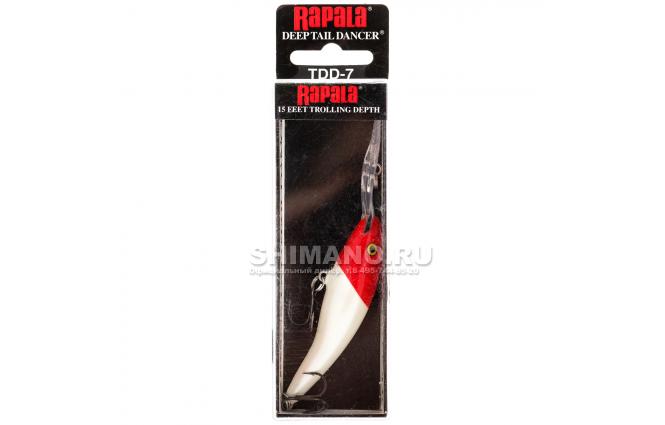 Воблер Rapala Tail Dancer Deep TDD07-RH фото №2