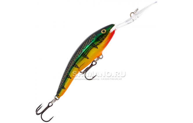 Воблер RAPALA TAIL DANCER DEEP TDD09-FLP фото №1