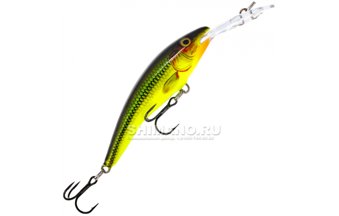 Воблер Rapala Tail Dancer TD07-HC фото №1