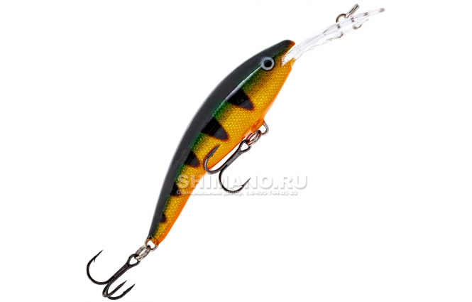 Воблер RAPALA TAIL DANCER TD07-P фото №1