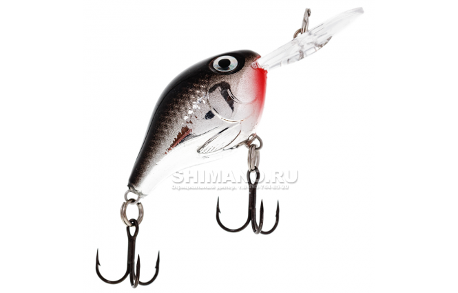 Воблер Rapala Ultra Light Crank ULC03-CH фото №1