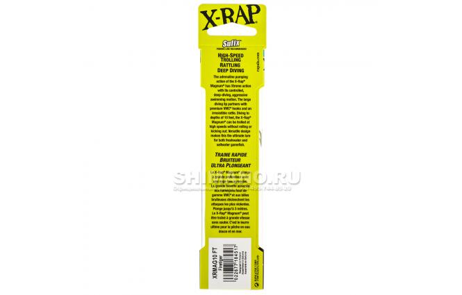 Воблер RAPALA X-RAP MAGNUM XRMAG30-FT фото №3