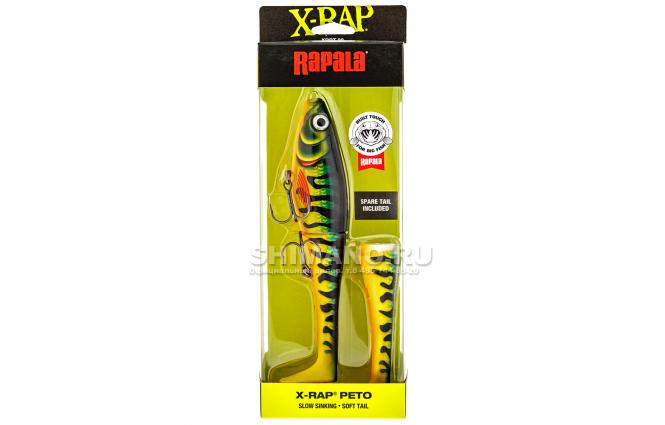 Воблер Rapala X-rap Peto XRPT20-HTIP фото №3