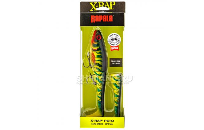 Воблер Rapala X-rap Peto XRPT20-HTP фото №3