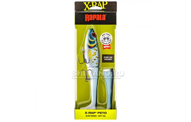 Воблер RAPALA X-RAP PETO XRPT20-SCRB фото №3