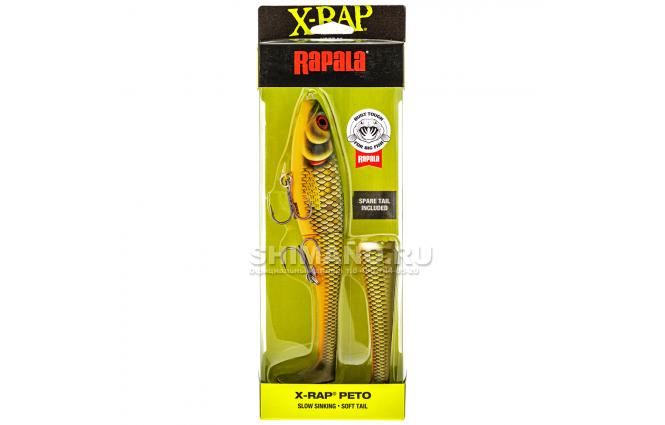 Воблер RAPALA X-RAP PETO XRPT20-SCRR фото №3