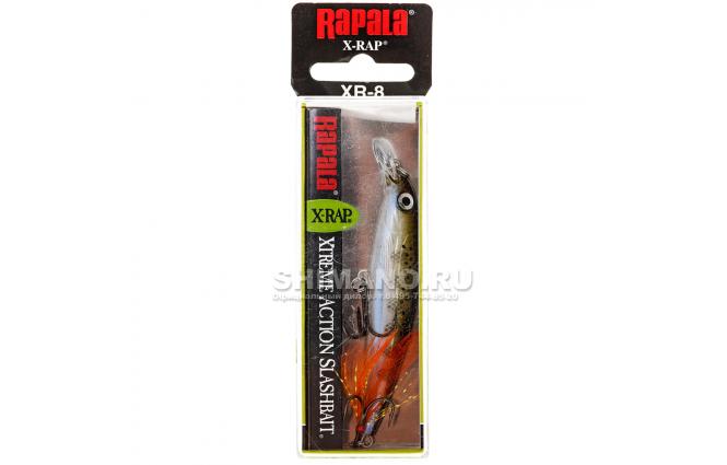 Воблер RAPALA X-RAP XR08-MD фото №2