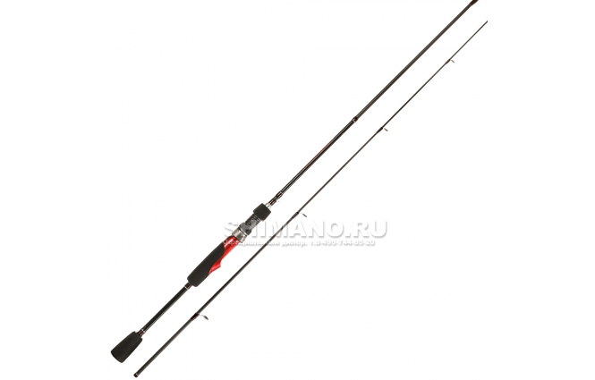 Спиннинг SHIMANO FORCEMASTER Trout Area 195UL фото №1