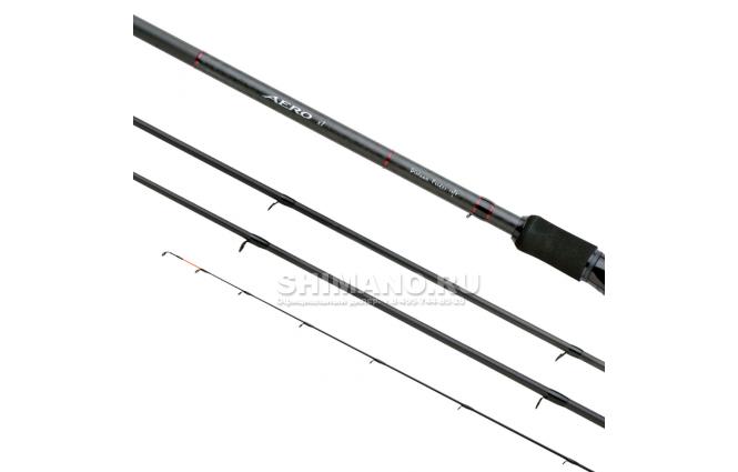 Удилище фидерное Shimano Aero X1 PRECISION FEEDER 11 фото №1