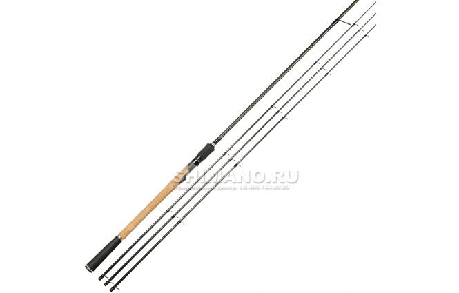Удилище фидерное SHIMANO AERO X7 Precision Feeder 10 фото №1