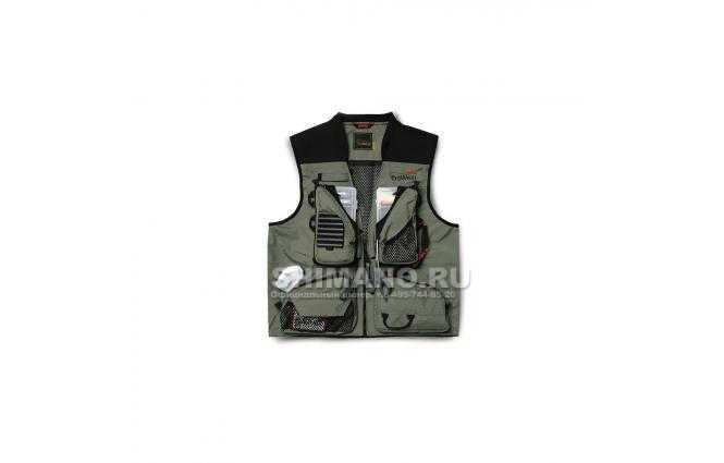 Жилет RAPALA PROWEAR SHALLOWS VEST -S фото №1